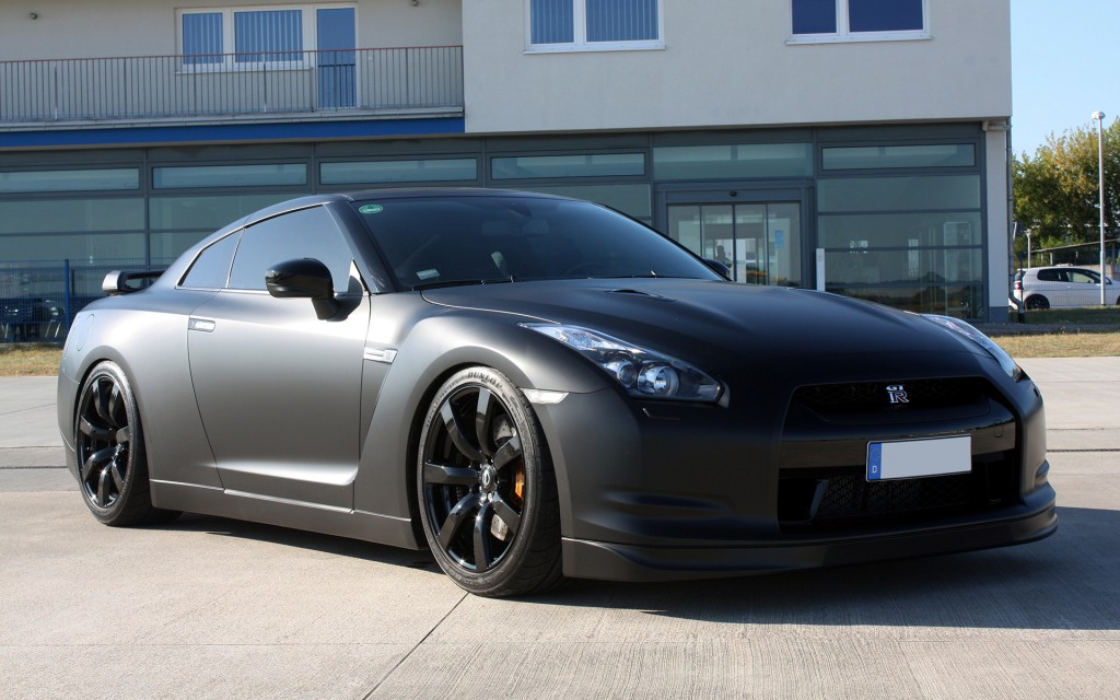 Nissan GTR Matte mobile wallpaper background Imagephoto has been 1024x640