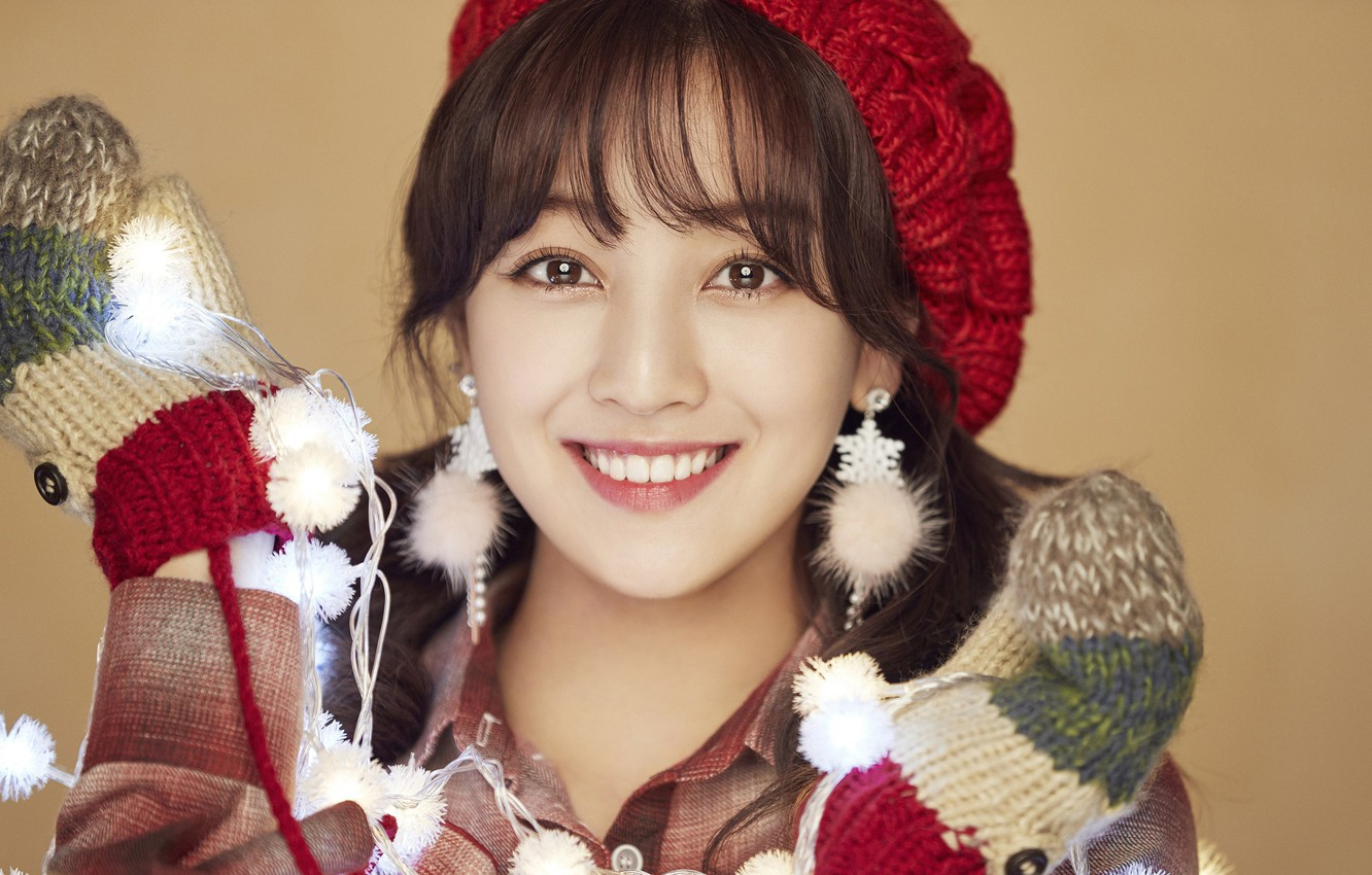 Wallpaper Girl Music Kpop Twice Jihyo Merry and Happy images 1332x850