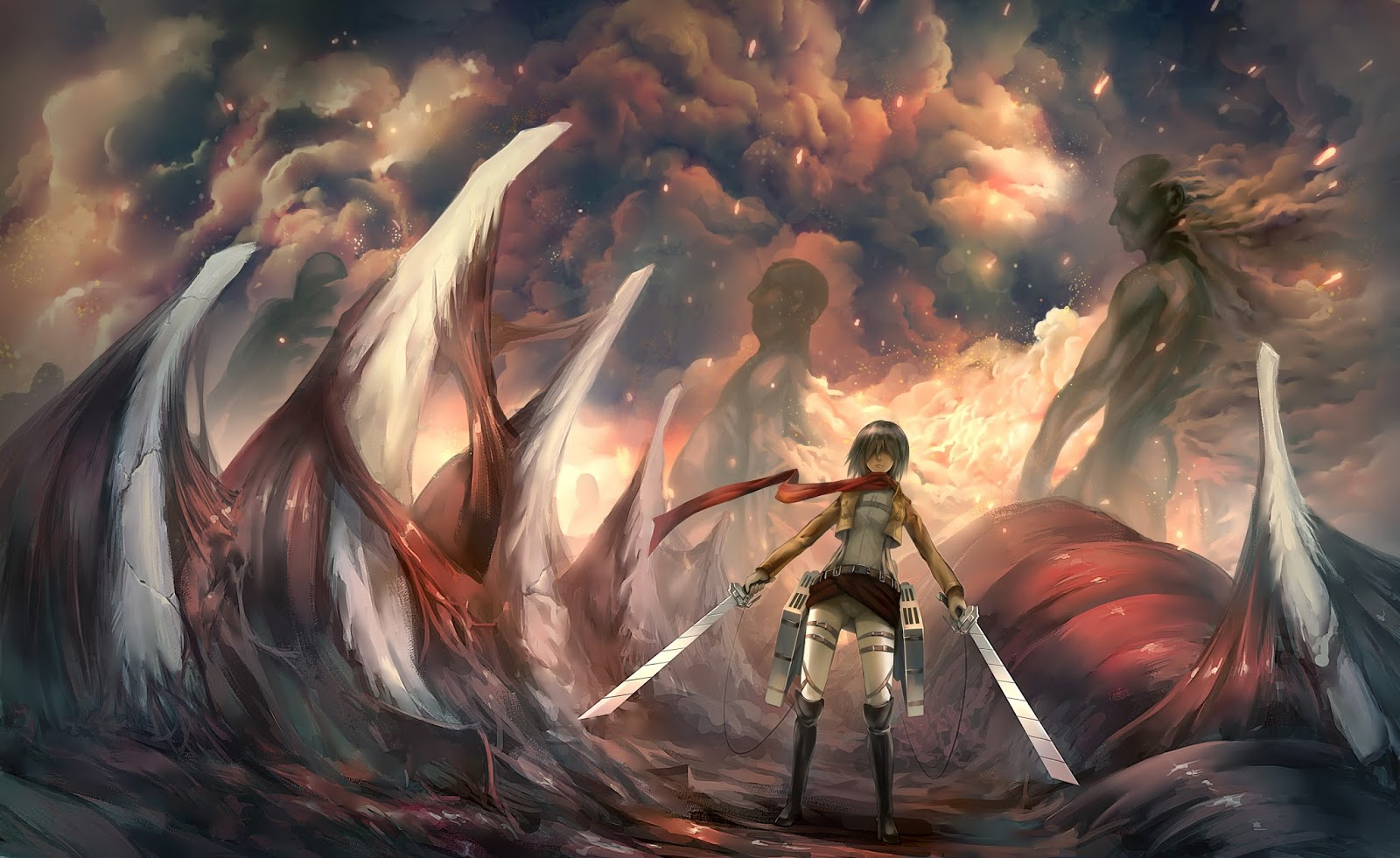 73 Epic Anime Wallpapers On Wallpapersafari