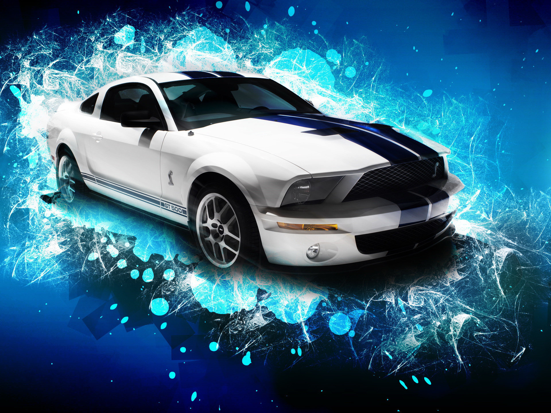 1920x1440 Mustang GT 500 desktop PC and Mac wallpaper 1920x1440