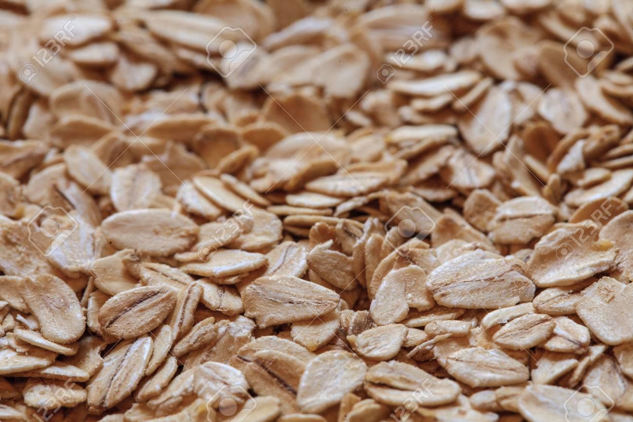 Oatmeal Grains Photo Oat Flakes Rolled Oats Oat Background 1300x866