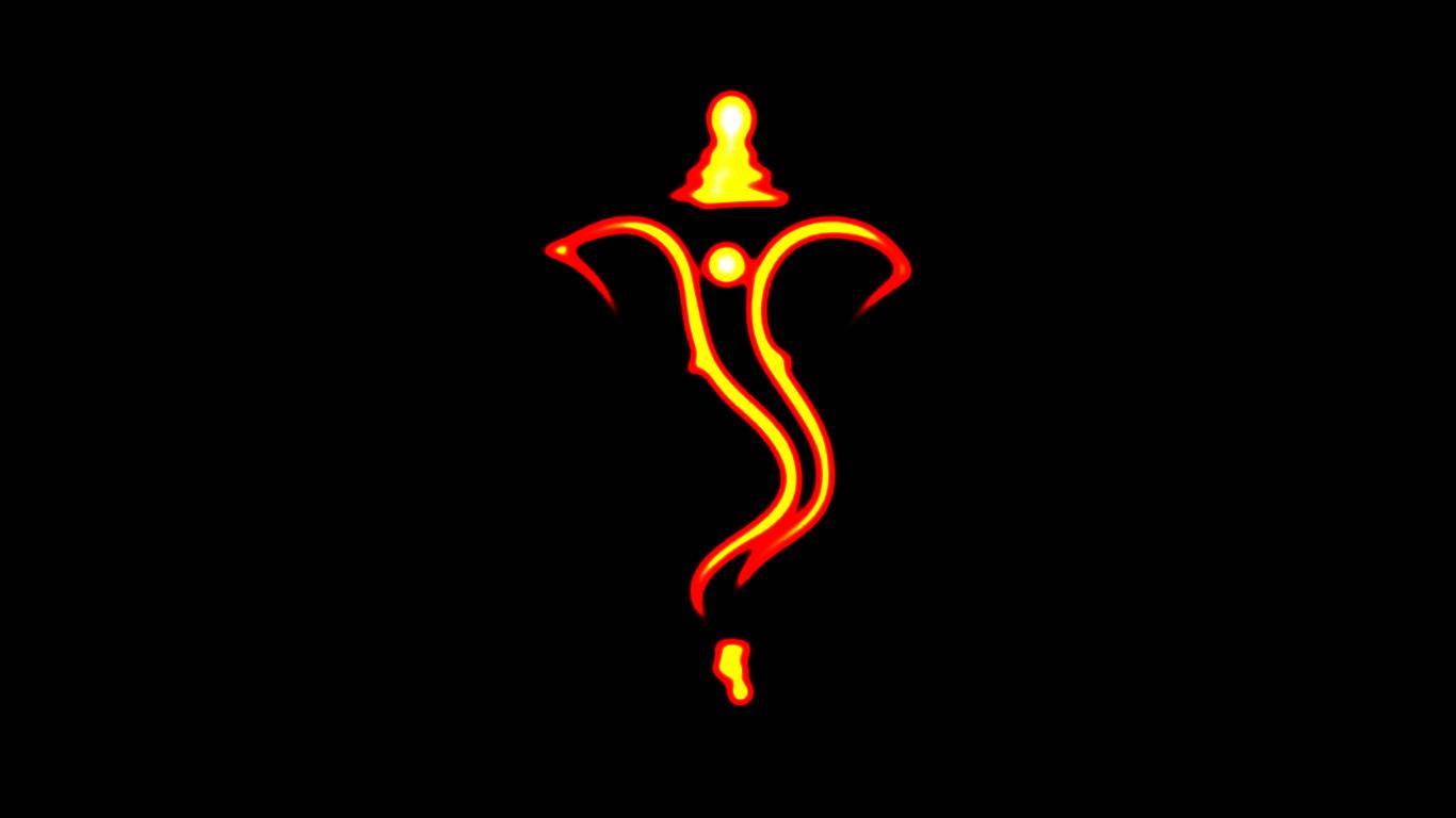 Hd wallpaper ganpati - Hd Ganesha Desktop Background Ganesh Art Wallpaper Hd Lord Ganesha
