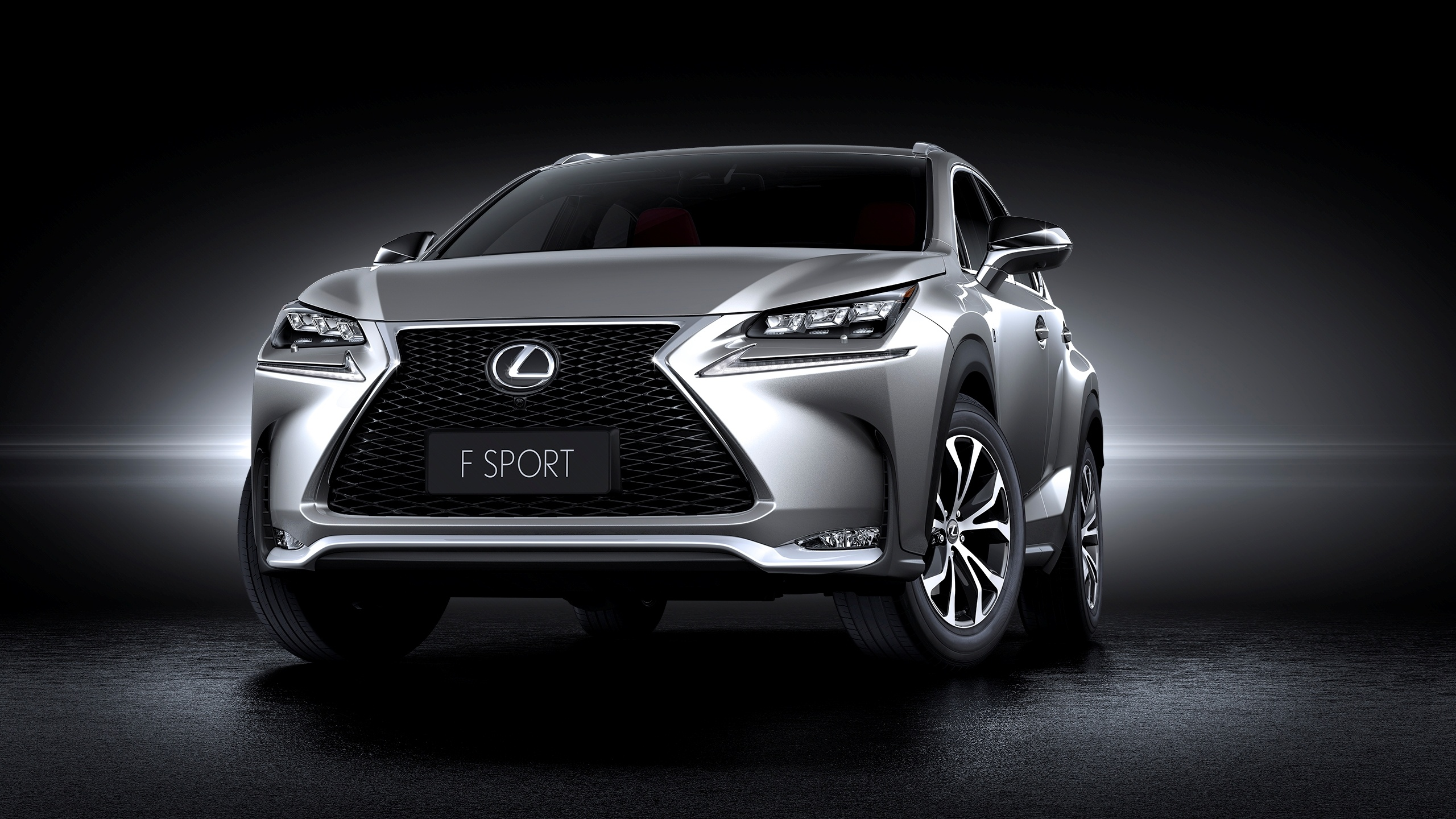 Lexus NX F Sport 2015 2560 x 1440 Download Close 2560x1440