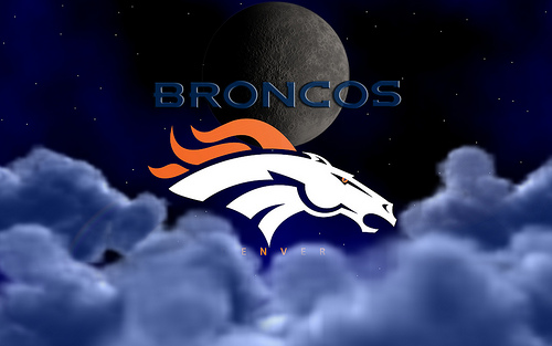 Denver Broncos Above The Clouds Wallpaper 1920 x 1200 by Denver Sports 500x313