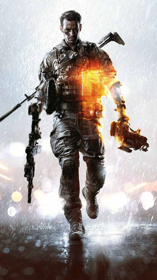 Battlefield 4 Video Game Wallpaper   iPhone Wallpapers 540x960