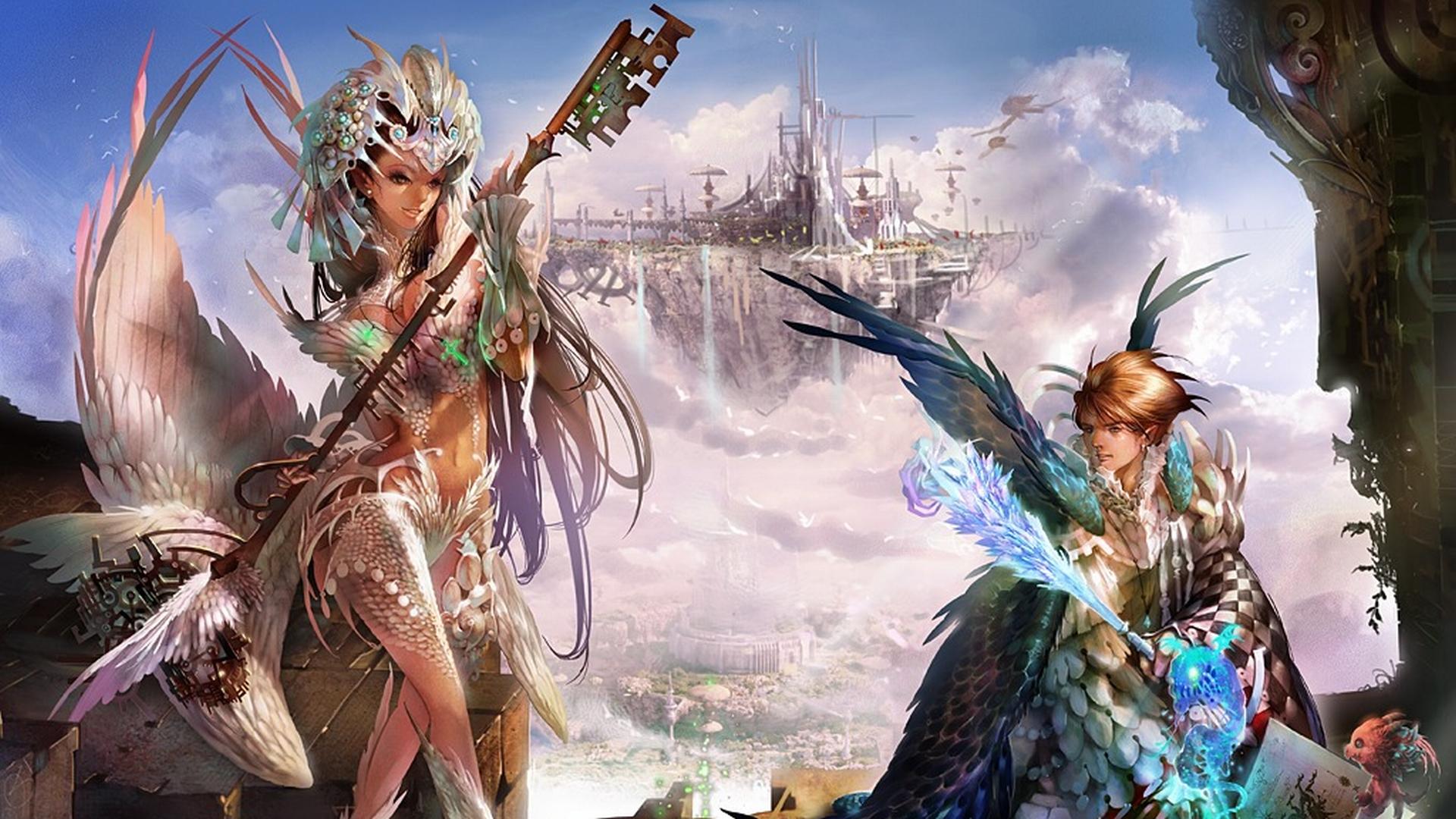 epic fantasy girls wallpapers -#main