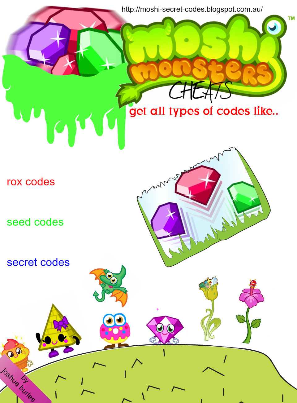 Moshi Monsters Wallpaper Codes - WallpaperSafari
