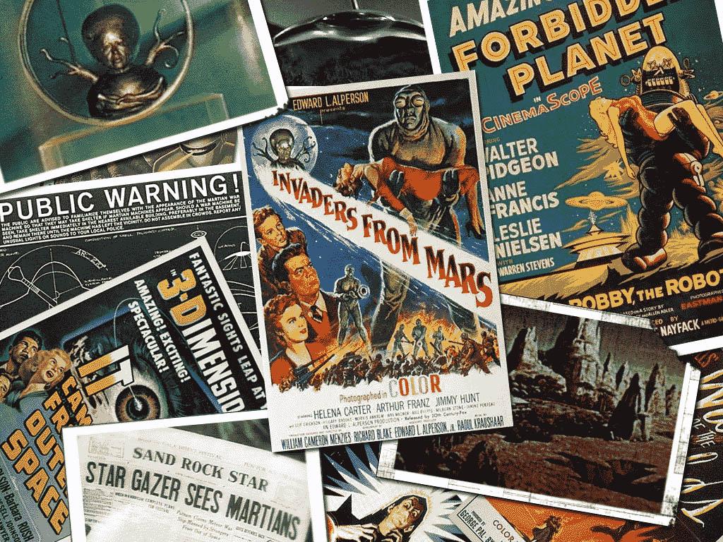 Retro 50s Wallpaper - WallpaperSafari