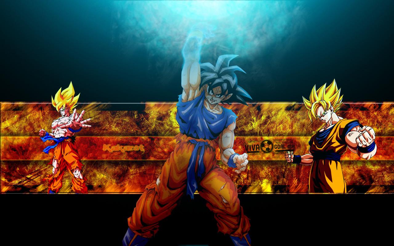 Wallpapers Dragon Ball GT y Samurai X espero que les guste 1280x800