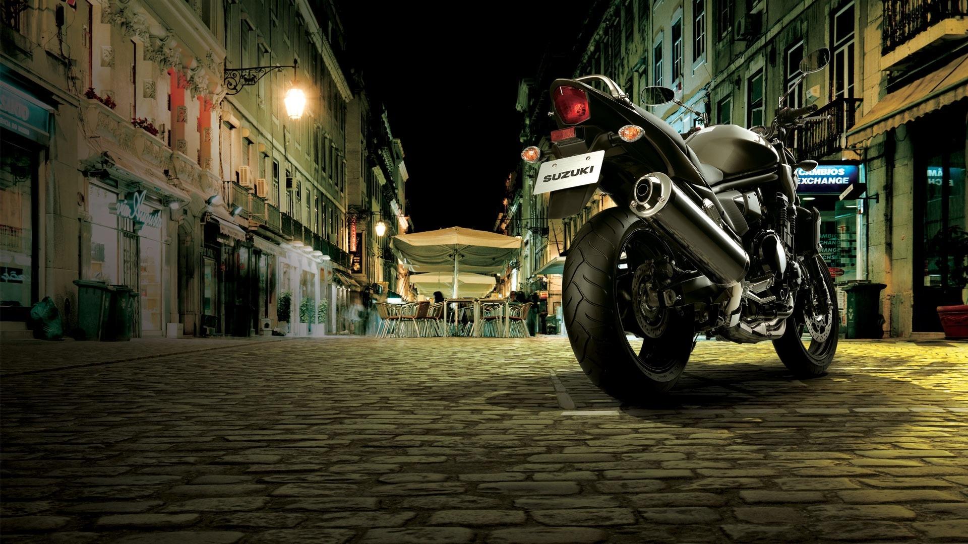 Suzuki Motorcycle Bike HD Wallpaper Stylish HD Wallpapers   Stylish 1920x1080