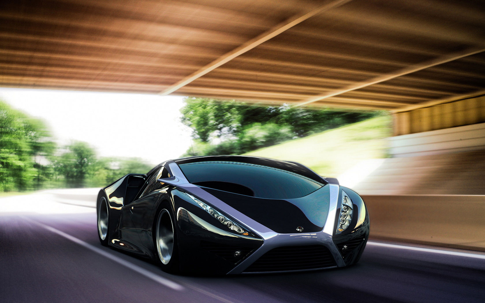 HD 3D Wallpapers Super Cool HD High Resolution Car Wallpapers 1680x1050