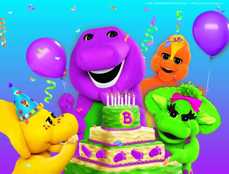 Who Makes Barney Bear Cakes