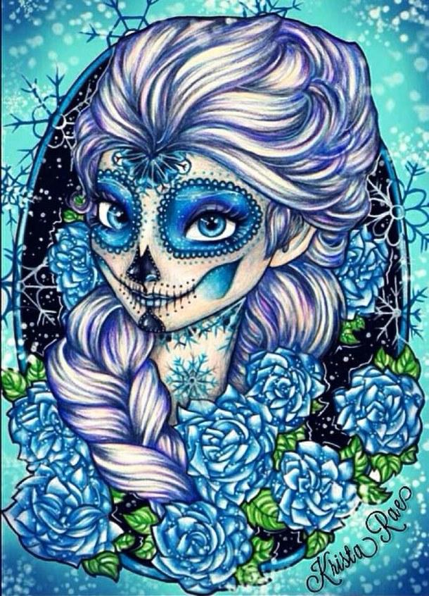 Day Of The Dead Dia De Los Muertos Disney Wallpaper 610x846