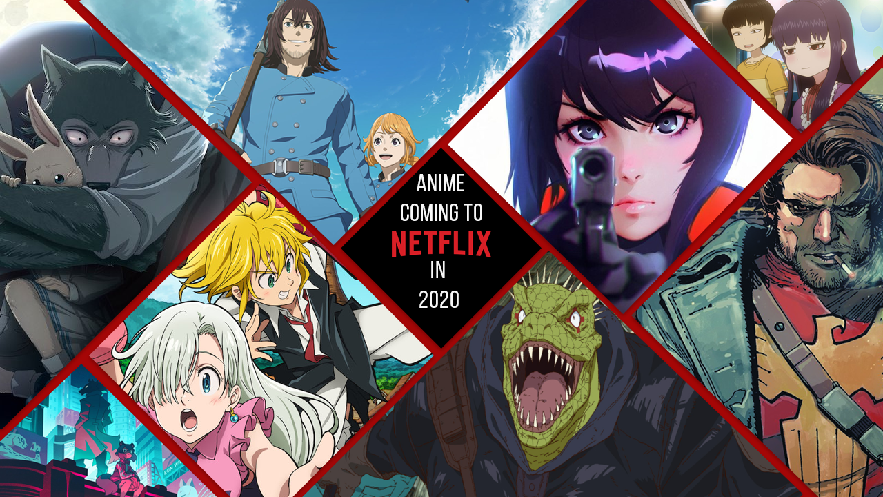 Anime Coming to Netflix in 2020   Whats on Netflix 1280x720