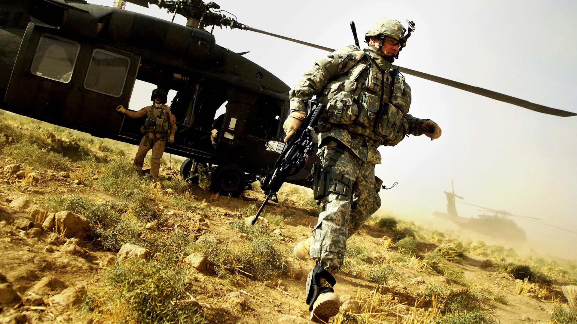 Awesome US Army wallpaper in HD 1920x1080