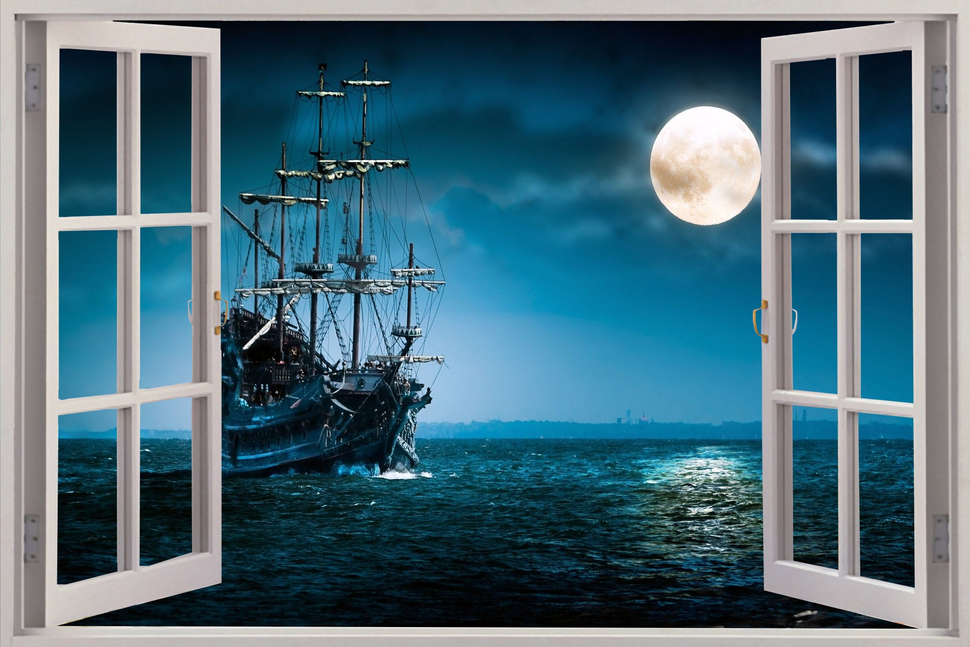 Pirate Bedroom Accessories