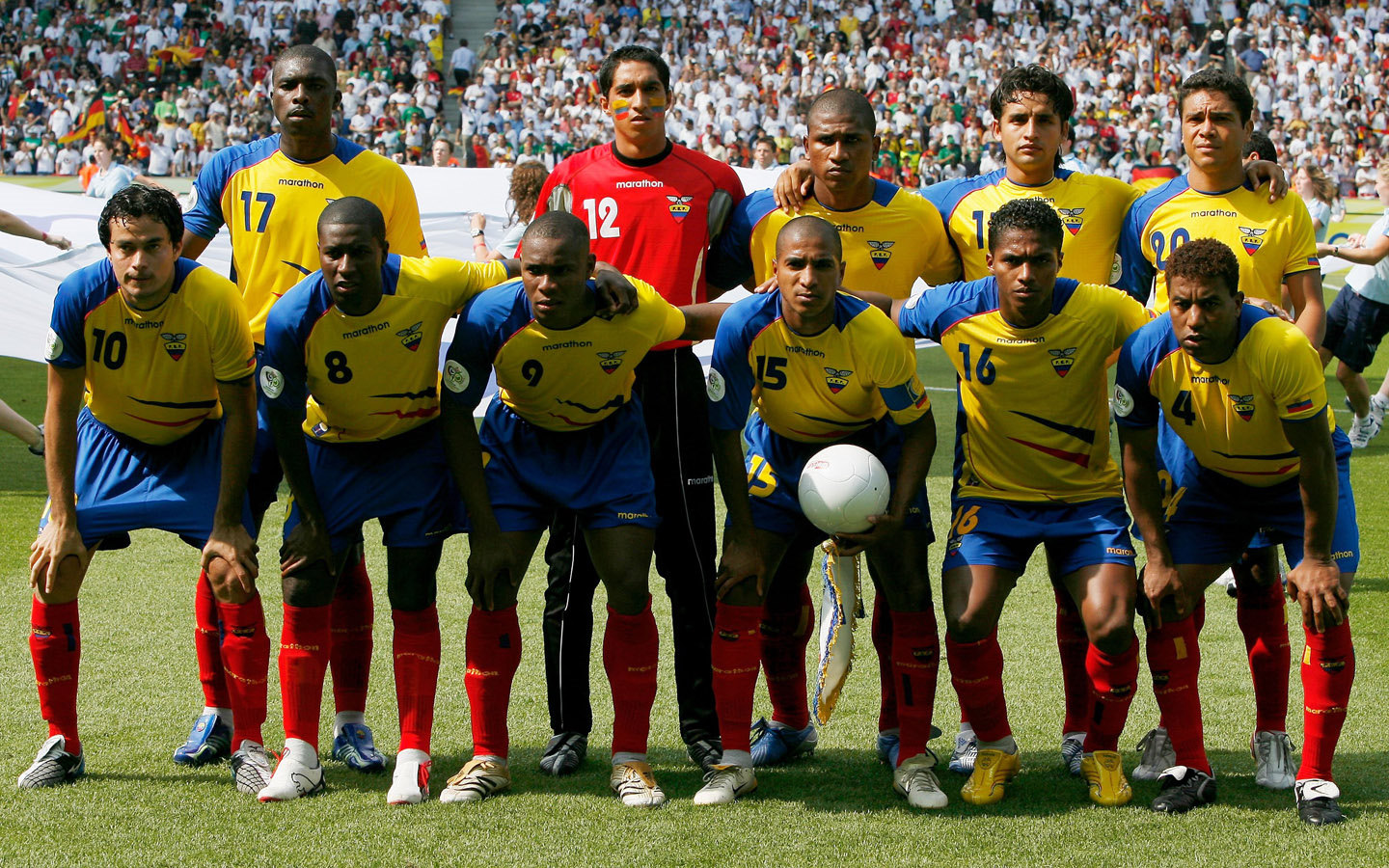 Soccer Players Wallpapers Soccer Team Wallpapers 1440x900