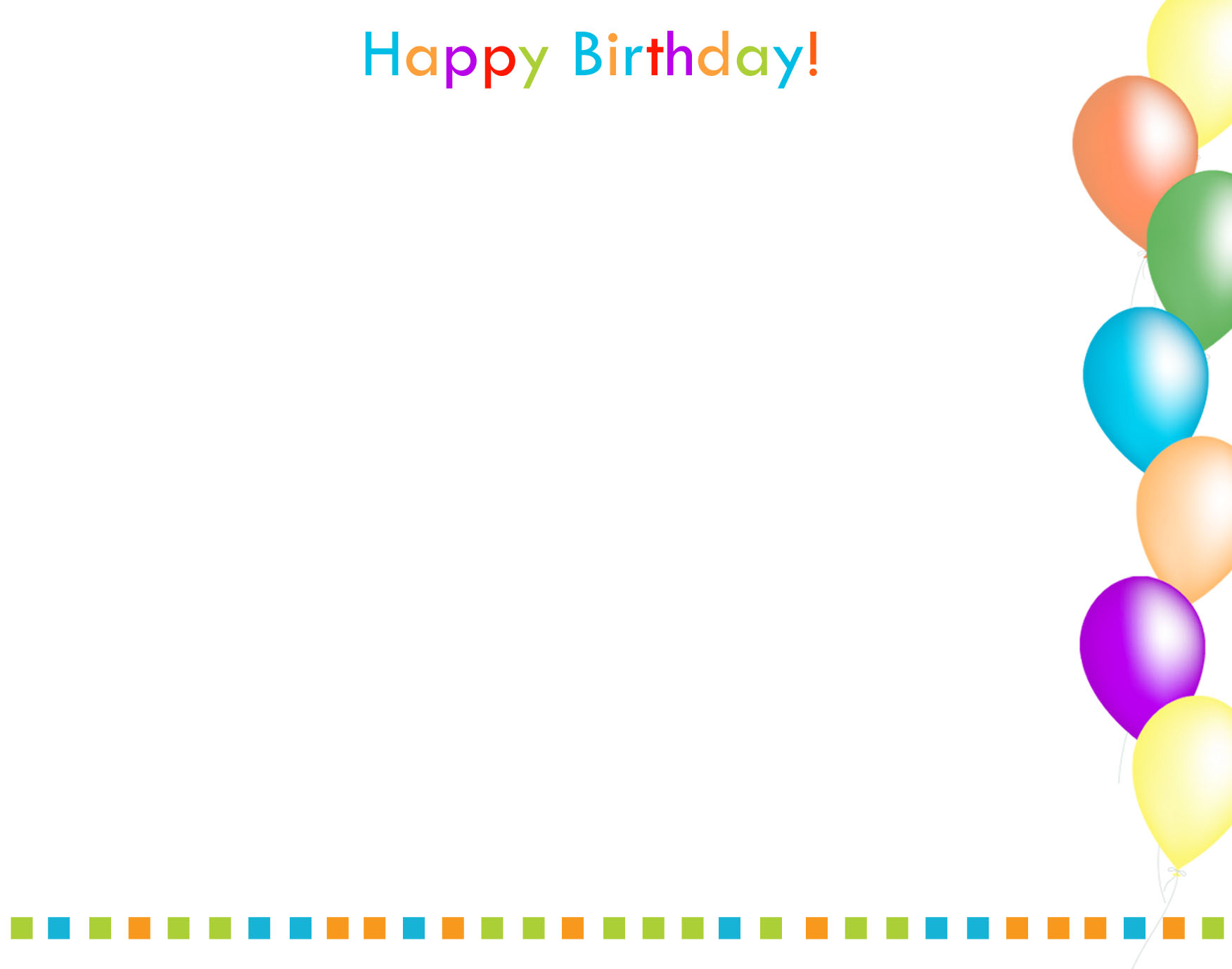 Happy Birthday Party Birthday Party Background Design 1752x1378