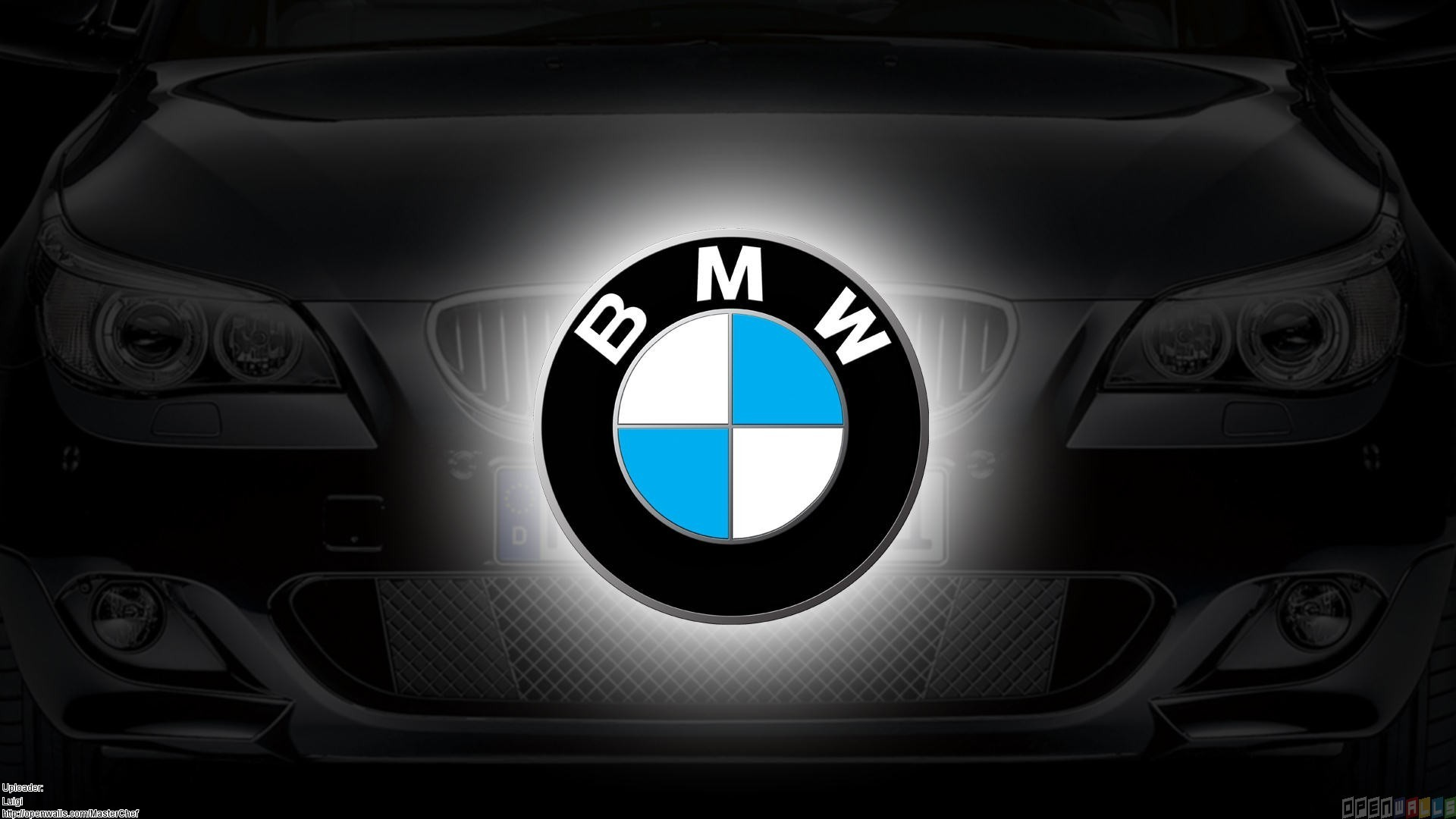 Bmw logo wallpaper 24244   Open Walls 1920x1080