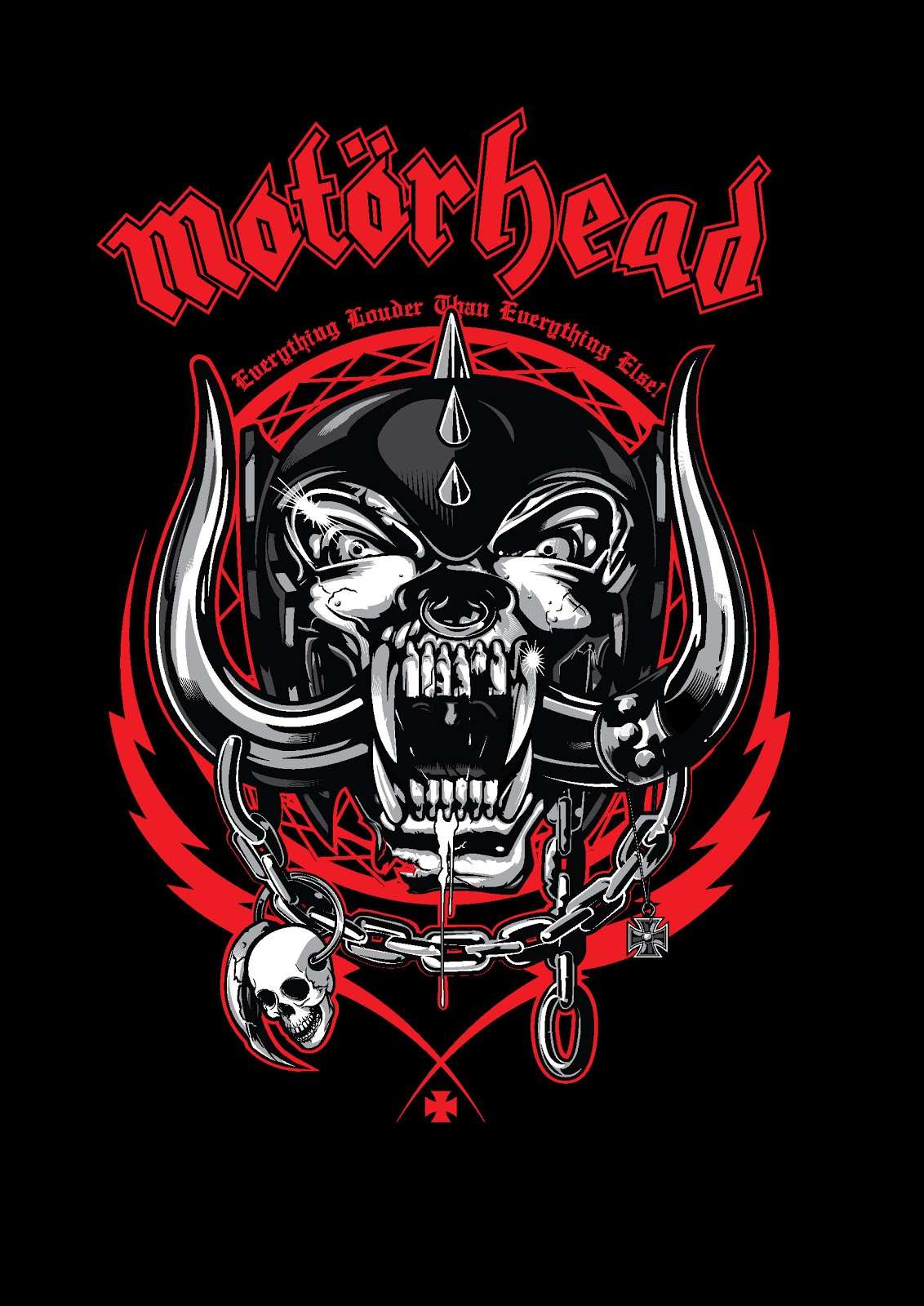Motorhead Logo Png So this was great to actually 1132x1600