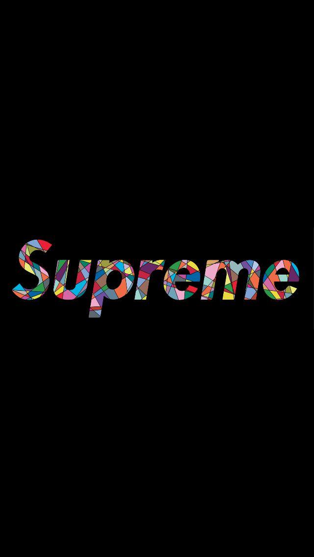 25 best ideas about Supreme logo Supreme 640x1136