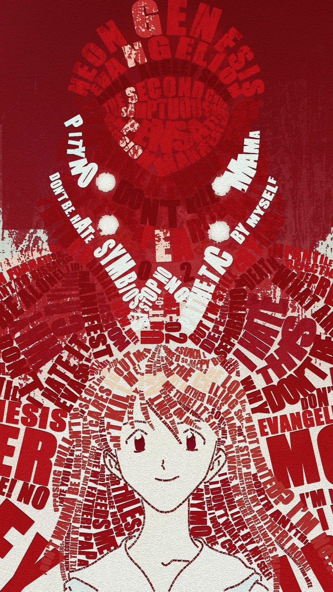 Evangelion Phone Wallpaper 63 images Wallpaper de anime Anime 1080x1920