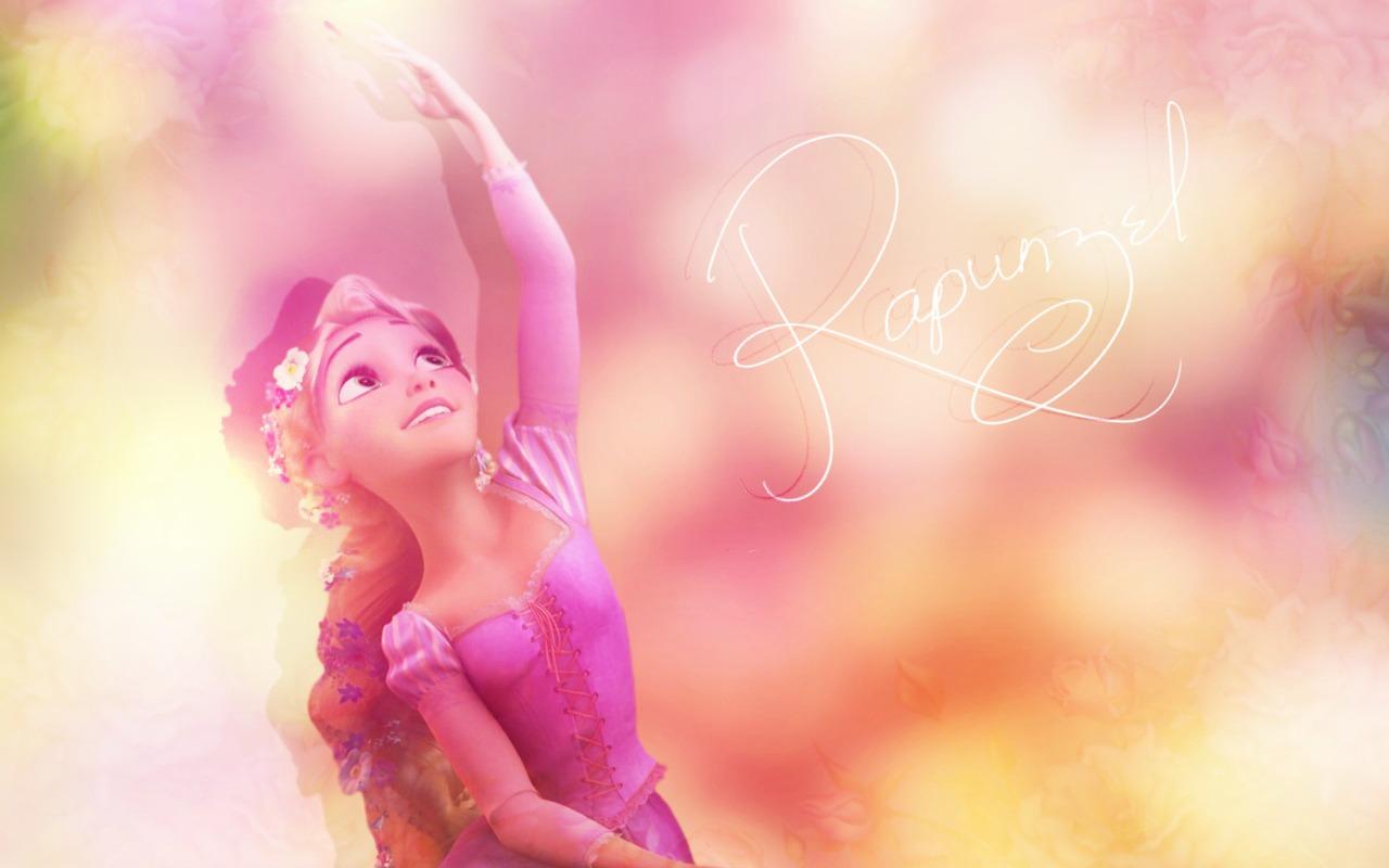Rapunzel Wallpaper 1280x800