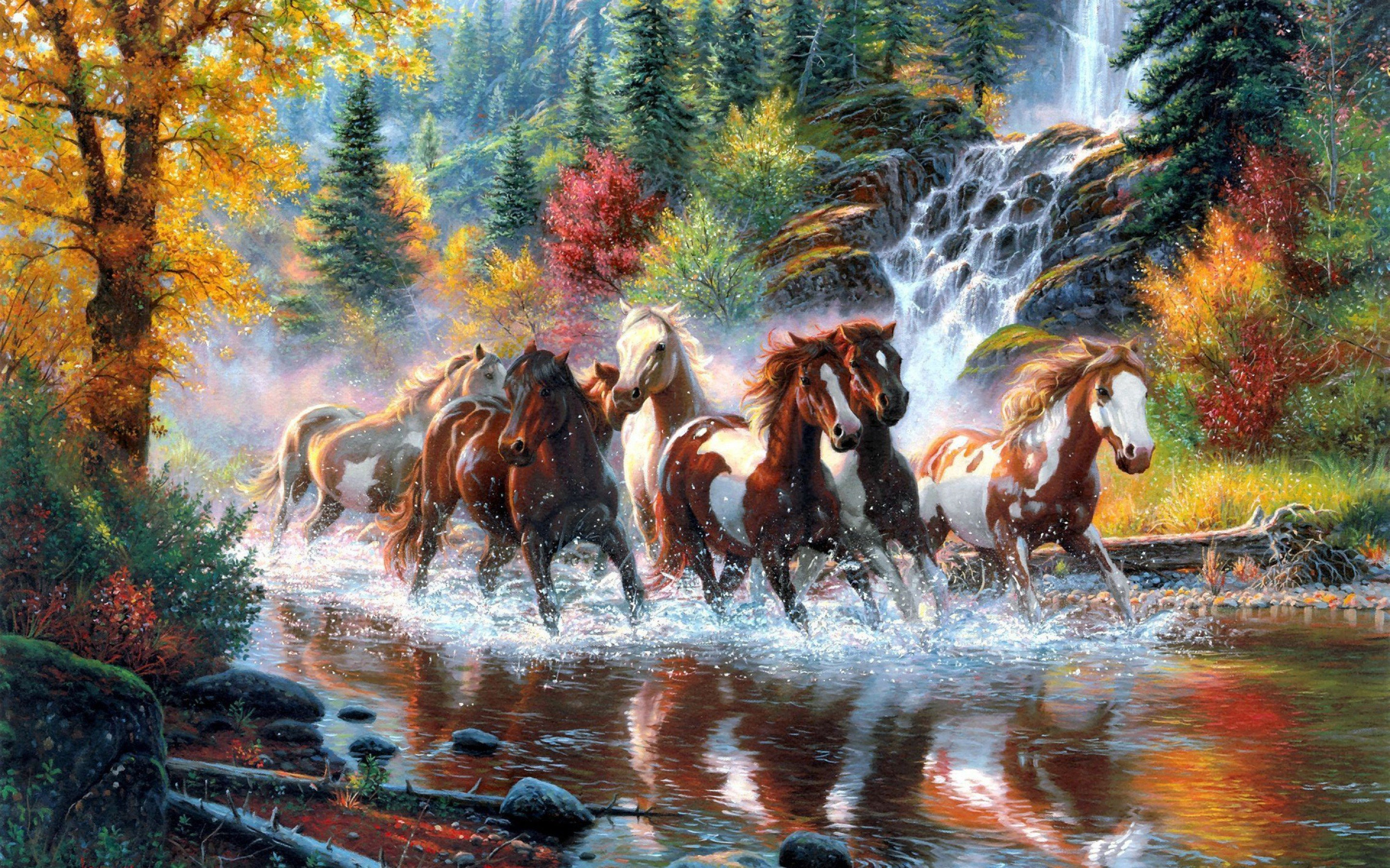 autumn country wester native american indian wallpaper 2880x1800 2880x1800