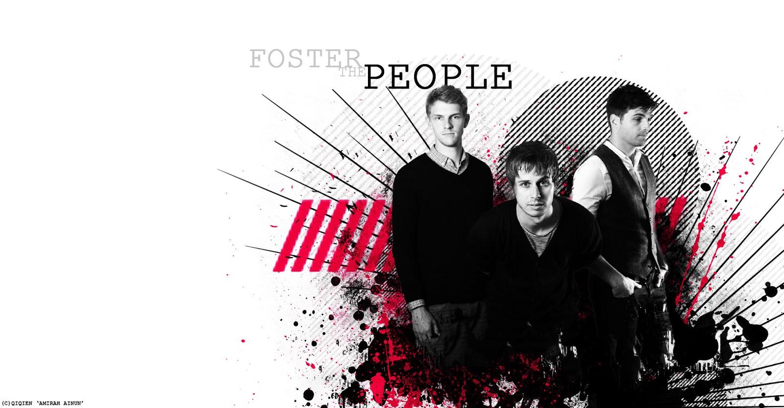 1600x833px Foster The People Wallpaper Wallpapersafari