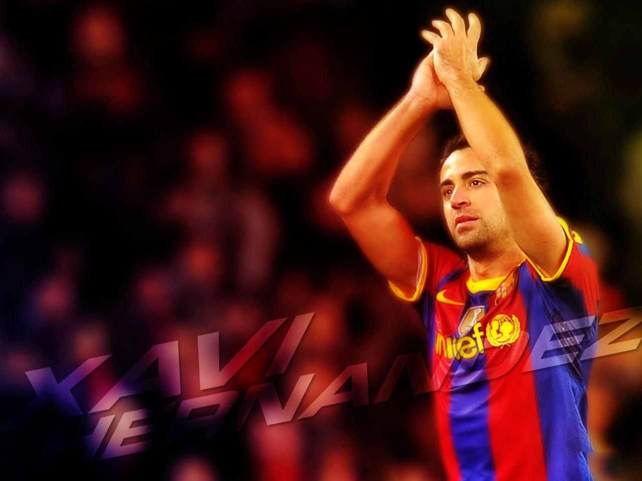 Football Xavi Hernandez hd Wallpapers 2013 1280x960