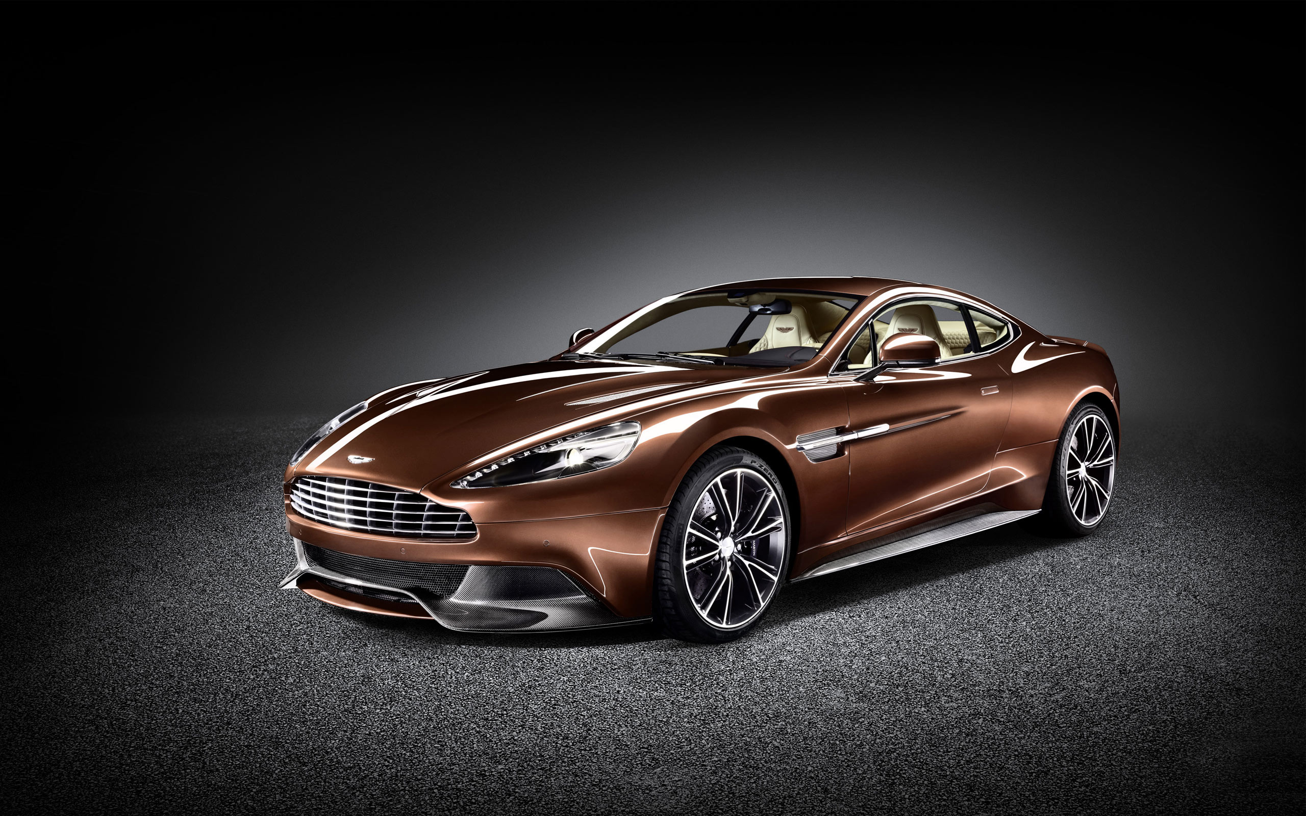 2013 Aston Martin Vanquish 2 Wallpaper HD Car Wallpapers 2560x1600