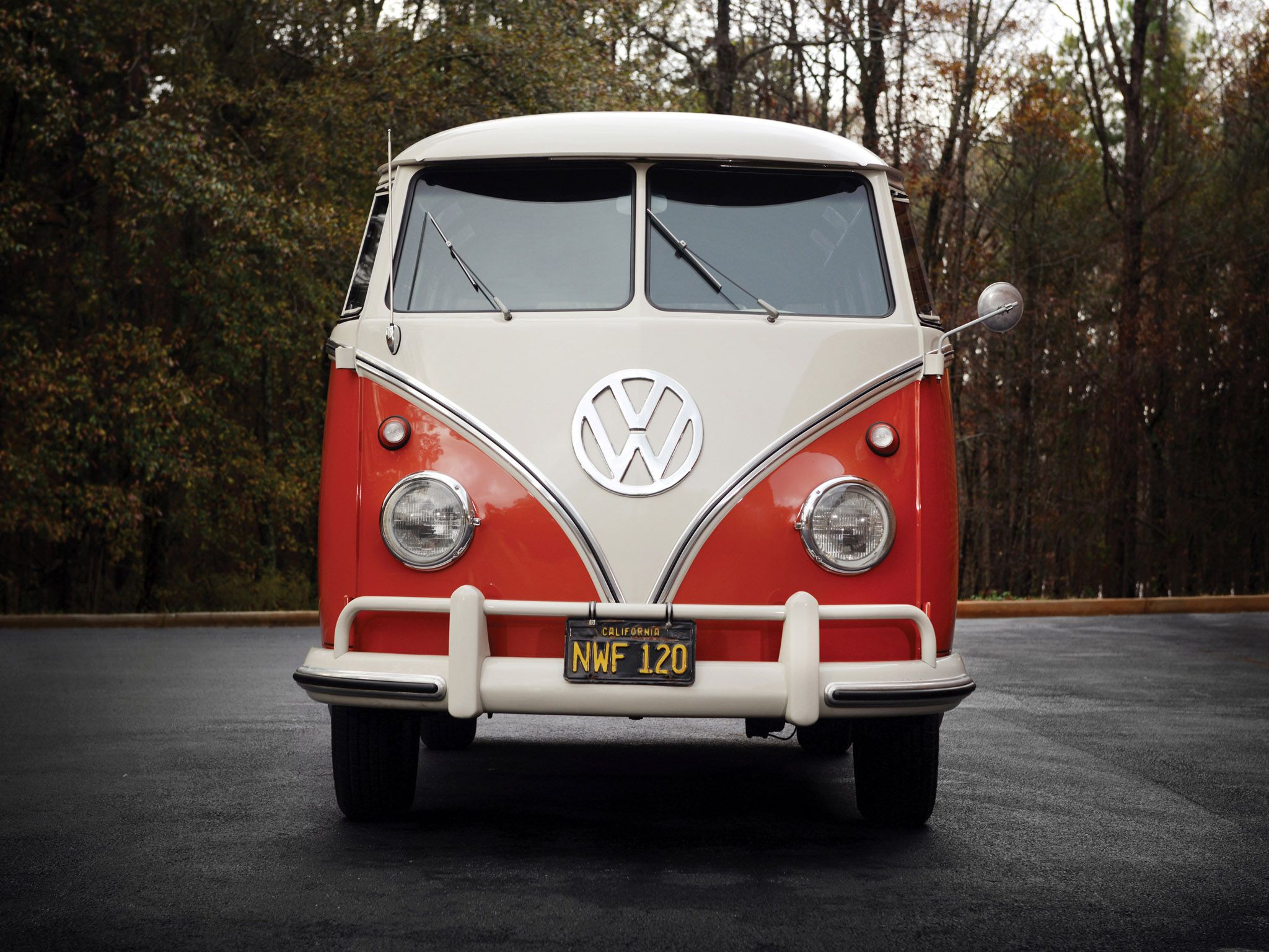 Vw Bus Wallpapers 2048x1536