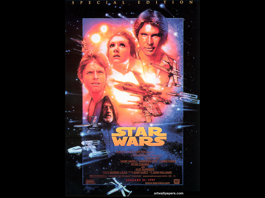 star wars poster wallpaper star wars poster wallpaper star wars poster 1024x768