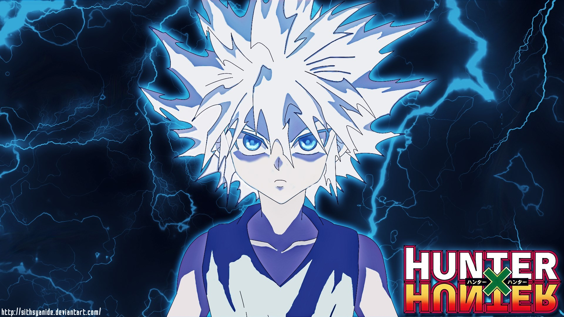 Killua Wallpaper HD 75 images 1920x1080