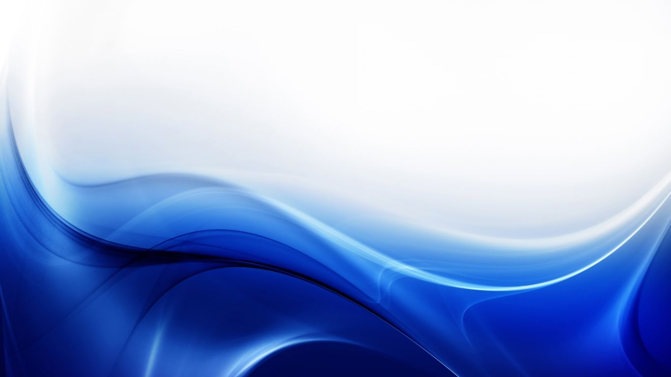 Download blue color factral abstract Wallpaper in 1366x768 1366x768