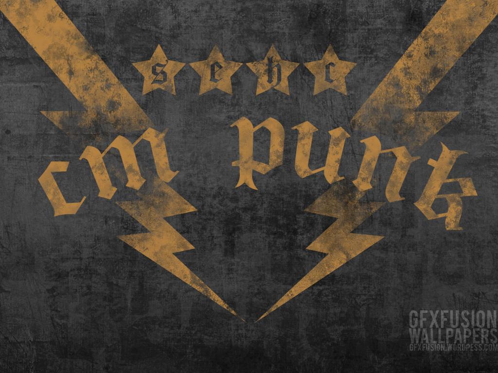CM Punk   CM Punk Wallpaper 14952929 1024x768