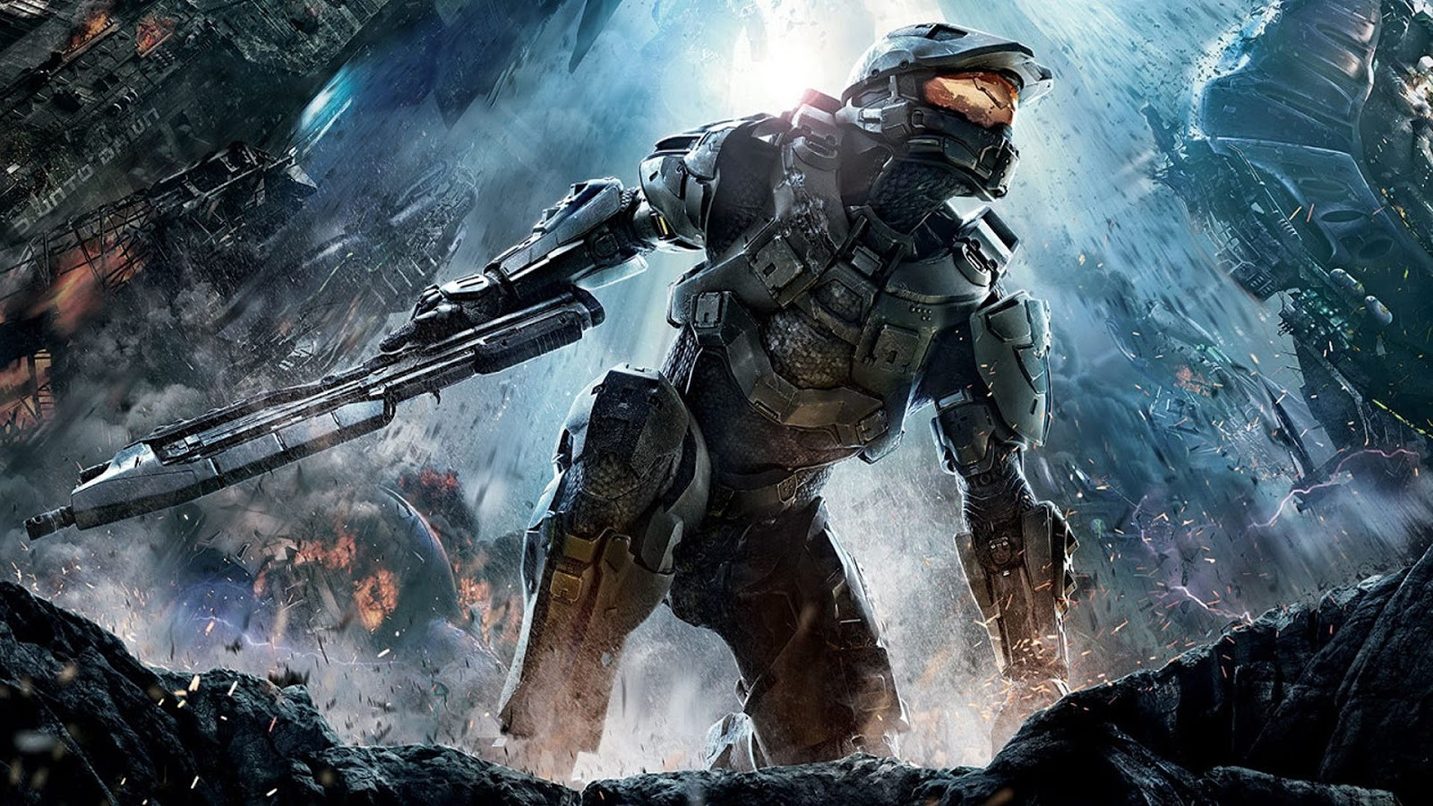Halo Spartan Assault now available for Windows 8 devices available 1600x900