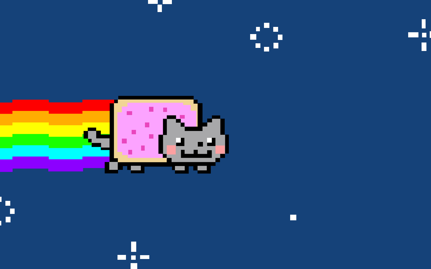 Cute Nyan Cat Pictures