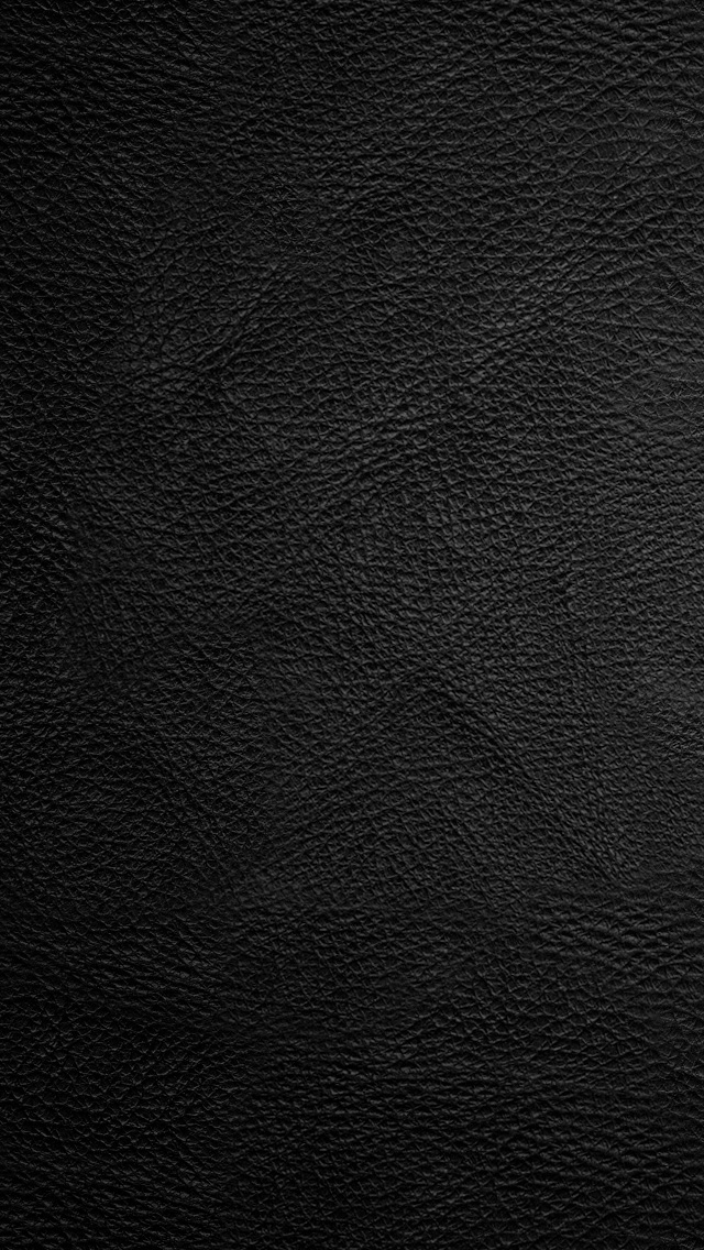 Leather Wallpaper for new iPhone 5 Retina Home Screen 640x1136