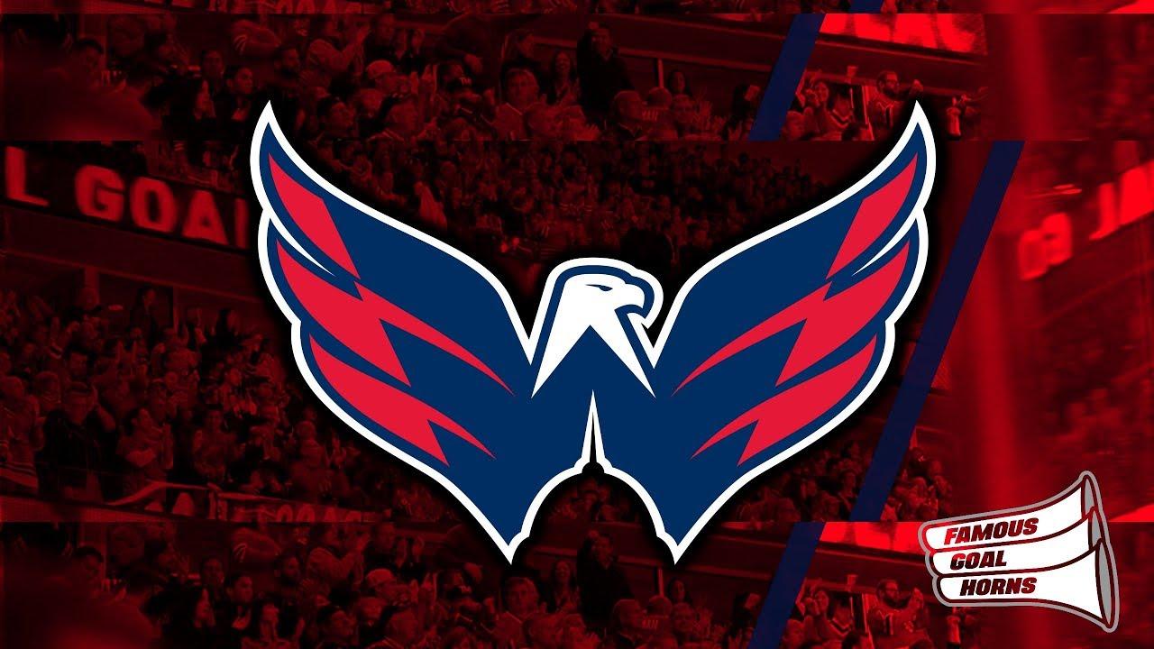 Washington Capitals 2018 Goal Horn 1280x720