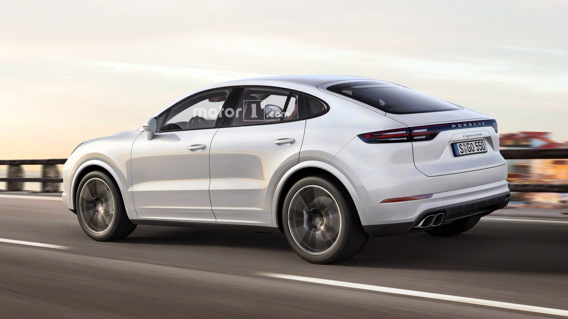 Porsche Cayenne Coupe Is A Go Says Company Boss 1920x1080