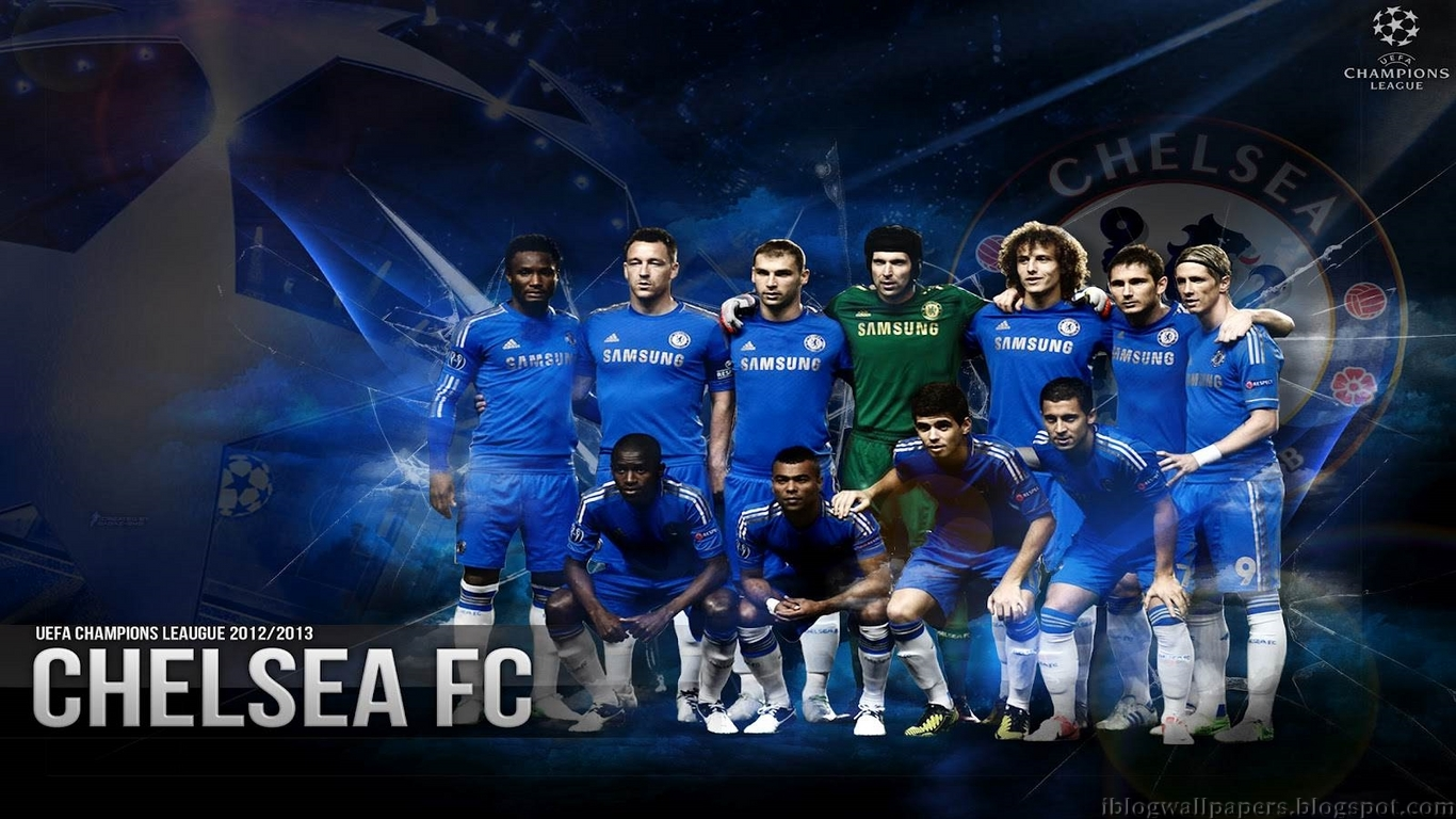 Chelsea FC - HD Wallpapers | Free download wallpapers high ...