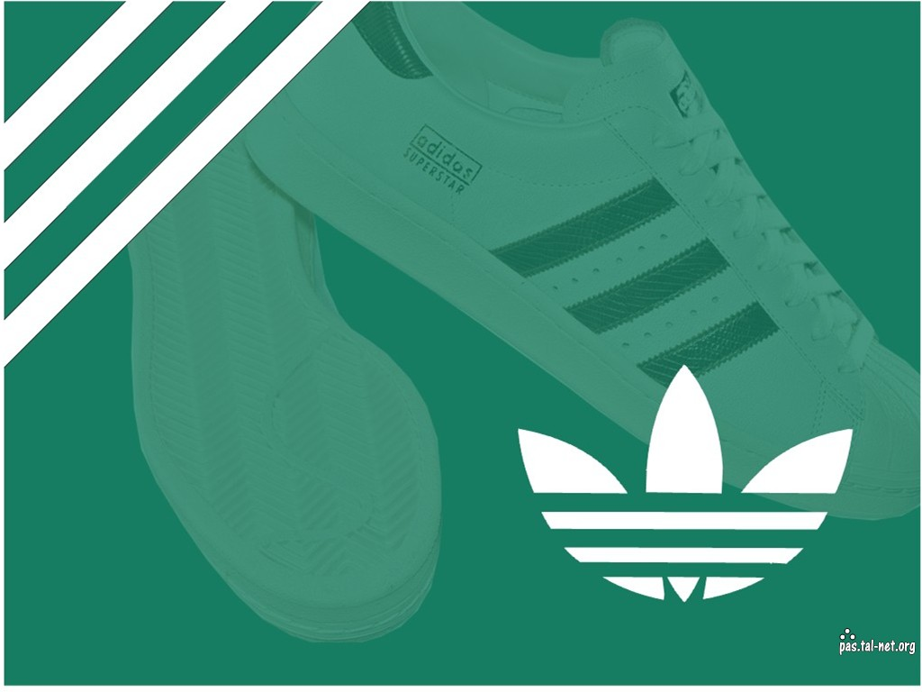 Adidas Green Desktop Important Wallpapers 1024x768