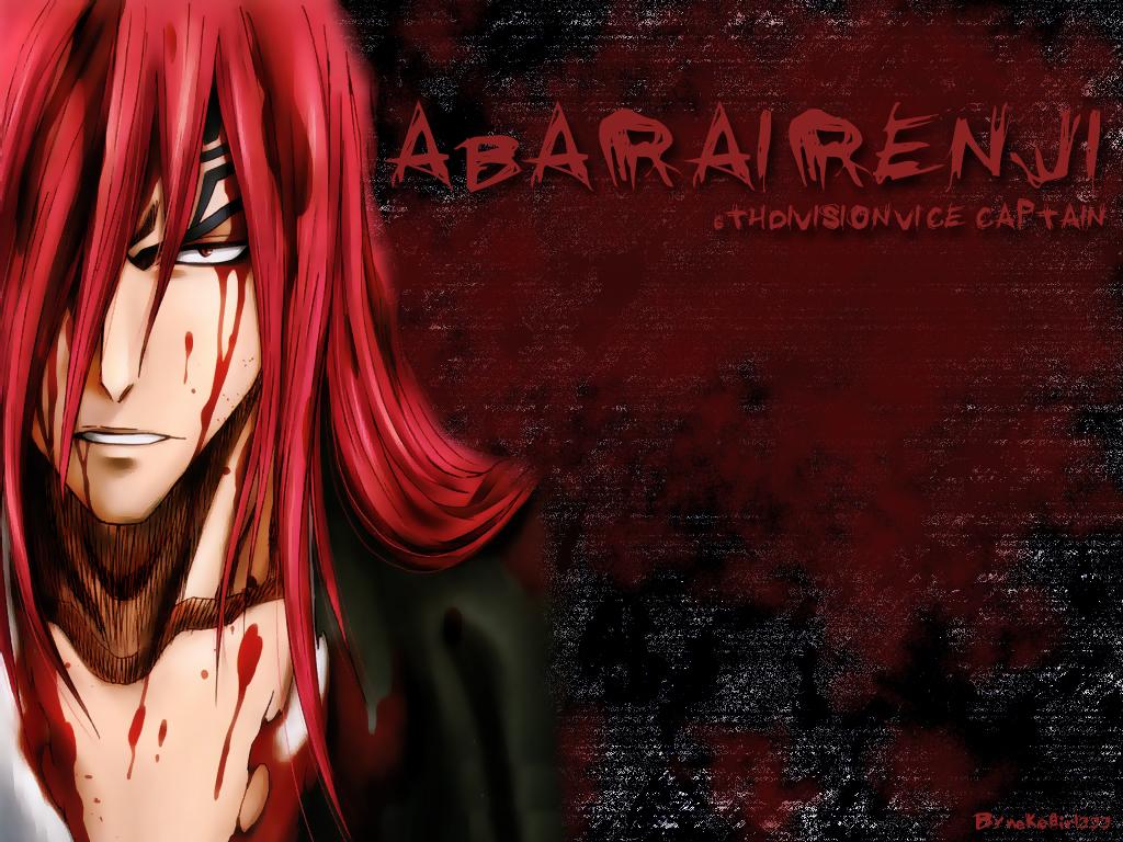 Best 58 Renji Abarai Background on HipWallpaper Bleach Renji 1024x768