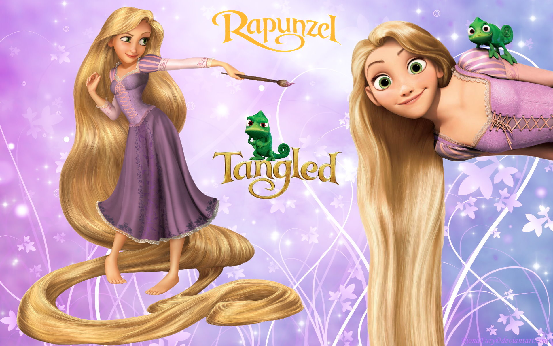 Disney Princess Rapunzel HD wallpaper and background photos 23744590 1920x1200