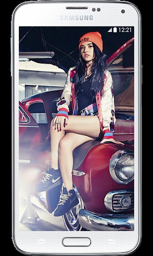 is a great collection of Becky G HD Wallpaper for your Android 307x512