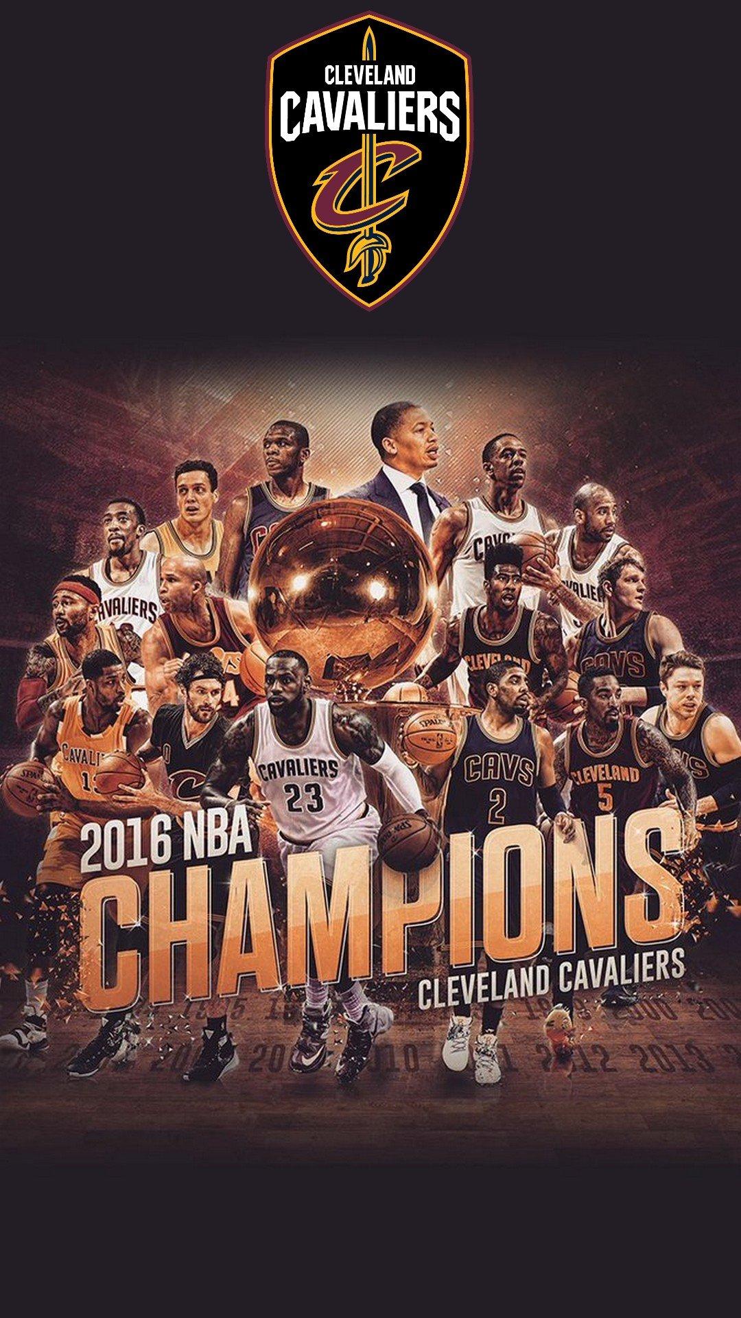 Cleveland Cavaliers NBA Wallpaper Mobile 2020 Basketball Wallpaper 1080x1920