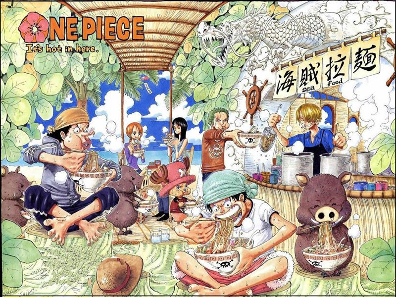 One Piece Characters New World Other Wallpaper 800x600