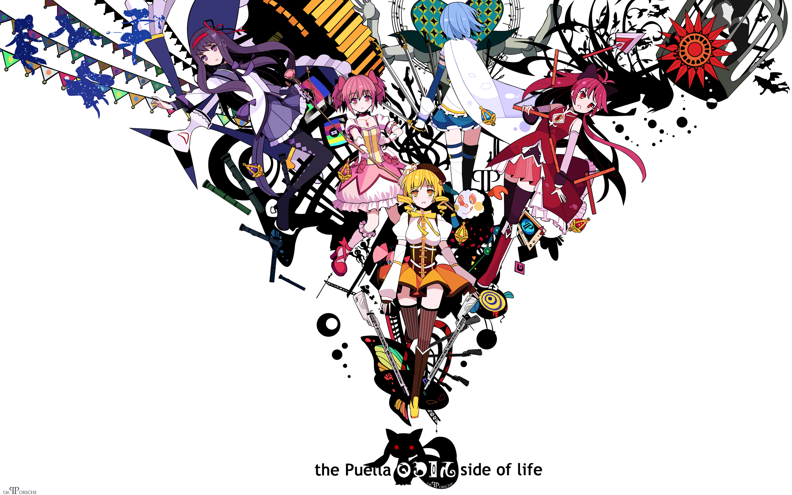 Free Download Mahou Shoujo Madoka Magica Mahou Shoujo Madoka