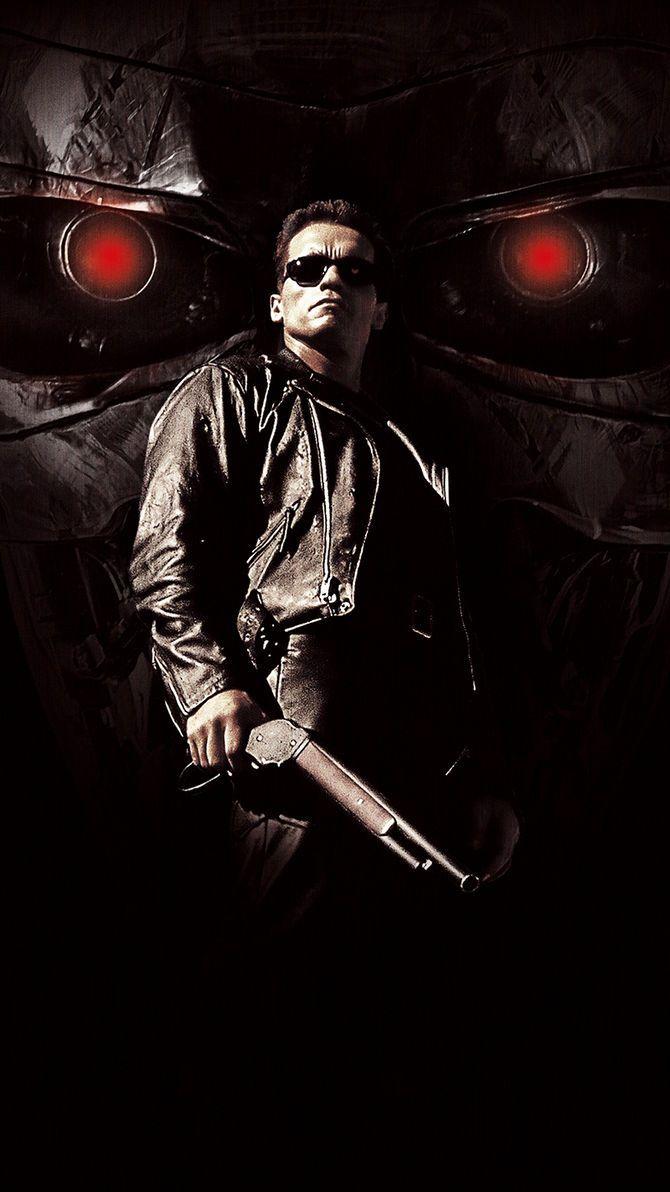 Terminator 2 Judgment Day 1991 Phone Wallpaper Terminator 670x1192
